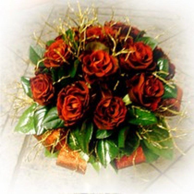 wiazanka-slubna-czerwone-roze